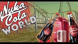 """Fallout 4: DLC Nuka- World: #4. Большой тур: ч. 1. Захват всех секторов парка """"Ядер - Тауна США"""""""