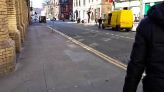 caminando por las calles de Glasgow / Viaje Portugal & Escocia (16-20 Abril 2014)