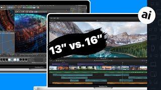 "Gambar cover Compared: 16"" MacBook Pro VS 13"" MacBook Pro 2019!"