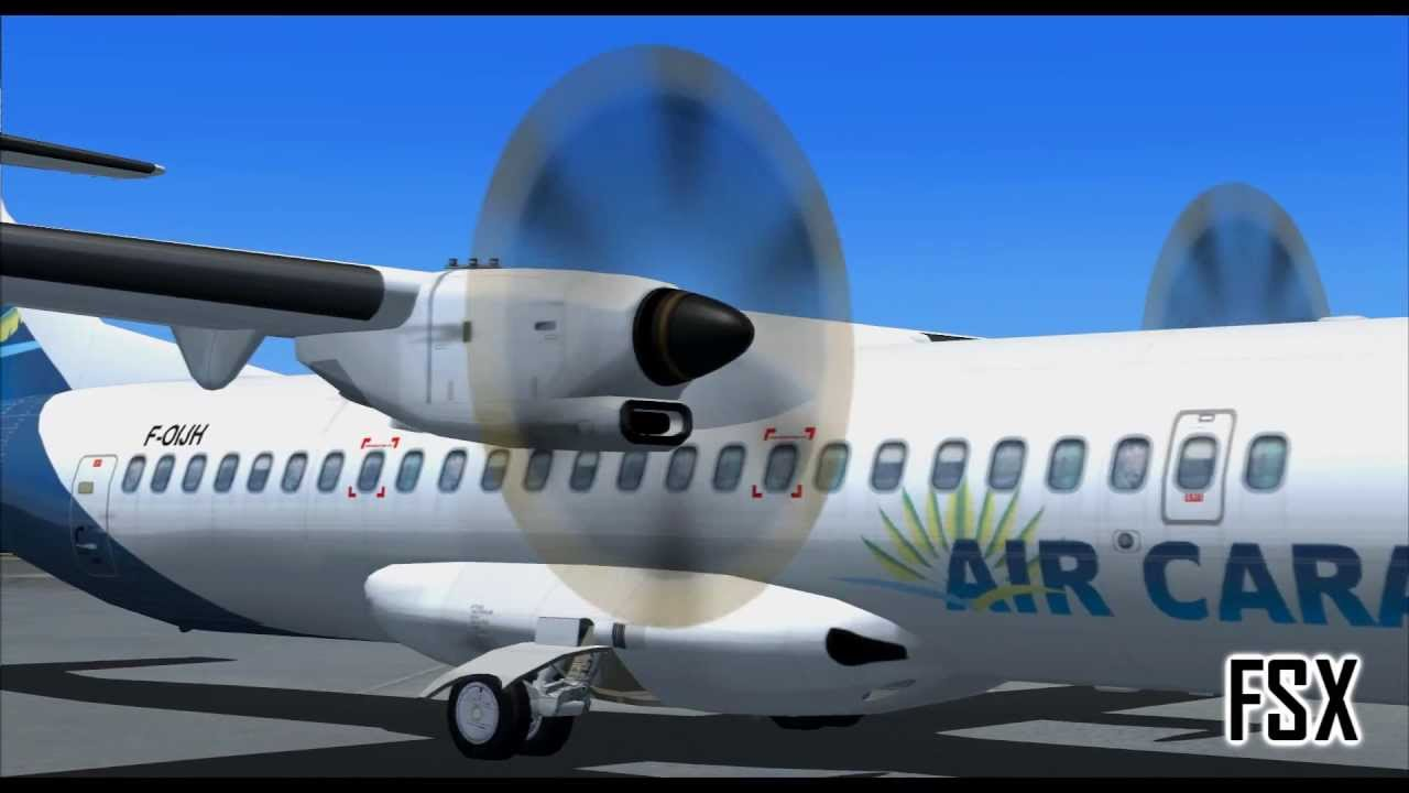 simMarket: TURBINE SOUND STUDIOS - ATR-42/72 PW-127 HD SOUNDPACK FSX
