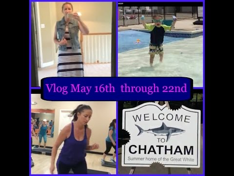 Vlog May 16th through 22nd LisaSz09