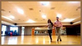 Latin Dance Performance ( Salsa + Tango) Te Aviso - Shakira