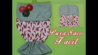 DIY – Puxa Saco Fácil (passo a passo)