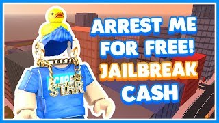 🔴ARREST ME FOR FREE JAILBREAK CASH! | Roblox Jailbreak LIVE | JAILBREAK MUSEUM UPDATE SOON! |