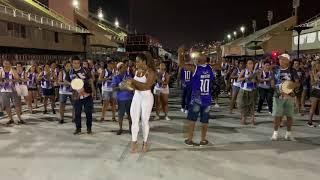 ESPECIAL BATERIA 2020: PORTELA NO SAMBÓDROMO