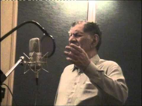 Anand Bakshi, Singing at Mukta Arts studio- CHARAS and AMRIT songs. (1998/1999) (Lyrics Writer))
