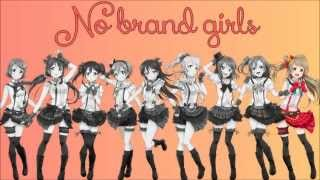 Love Live! No Brand Girls Remix