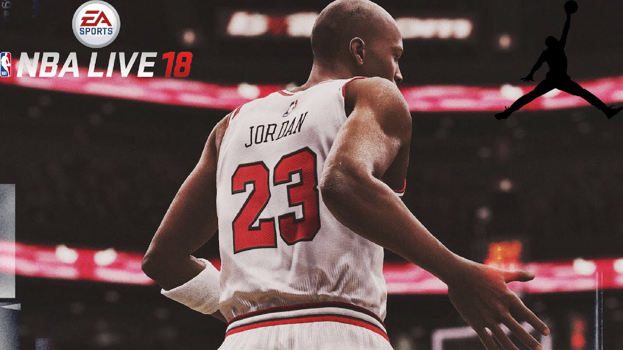 "76420697db53 NBA LIVE 18 - Michael Jordan ""GOAT"" MIXTAPE 🐐🔥 - YouTube"
