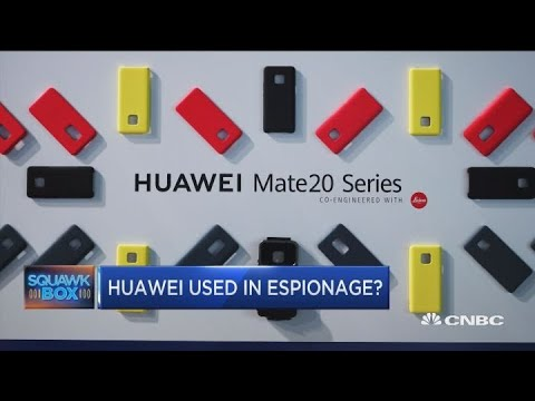 China's Huawei reportedly used for espionage
