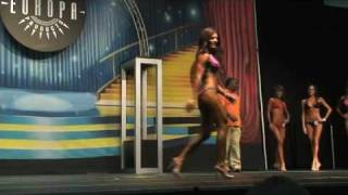 Repeat youtube video Europa Orlando bikini prejudging