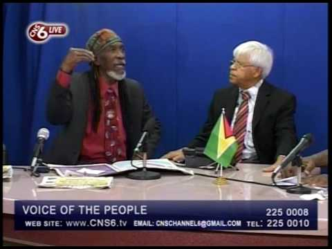 Voice of the People Guyana  1 July 2017