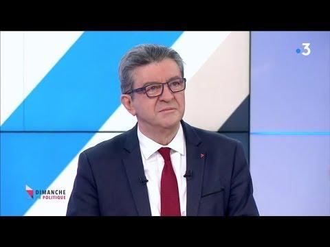 «LE GRAND DÉBAT EST UNE MASCARADE» - Mélenchon