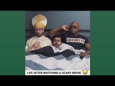 After Watching a Scary movie Be like  😱😅 - Funniest IG Compilation July 2019