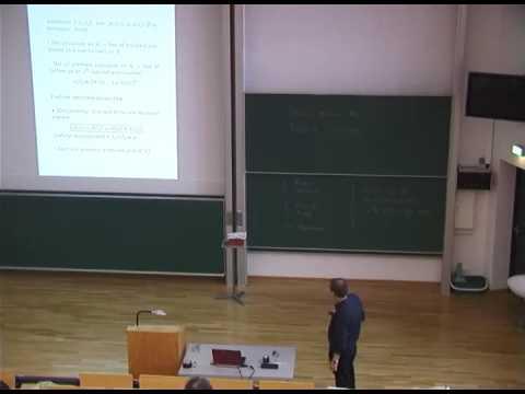 Algebraic Quantum Field Theory | Talk by Roberto Longo