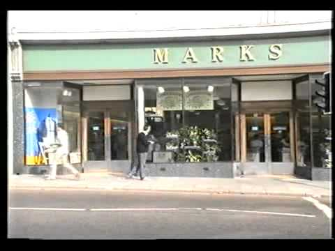 Hastings & St Leonards - 1980s Footage