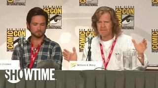 Shameless | Comic-Con 2011 Panel: Embarrassing Set Moments
