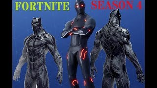 ALL DANCE & SKIN FORTNITE SEASON 4 | FORTNITE SEASON 4?