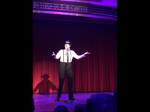"""Alex Christian Lucas - Stage Door Idol Semi-Finals - """"Louisiana Purchase"""" by Irving Berlin"""