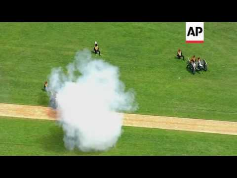 Gun salute as UK Queen's consort turns 95