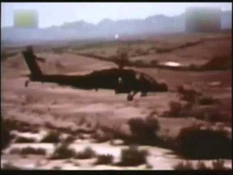 Legendarne samoloty AH-64 Apache