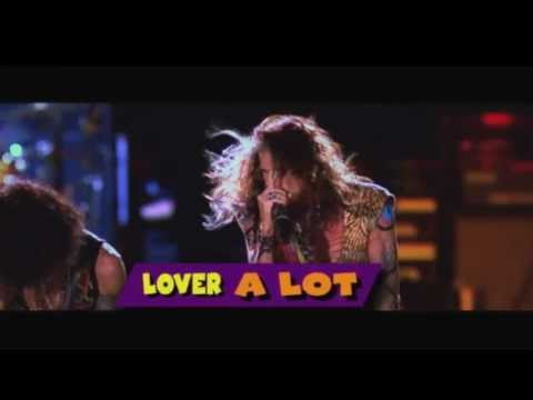 [US TV spot] AEROSMITH music from another dimension