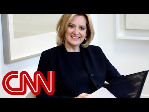 Amber Rudd resigns as British home secretary
