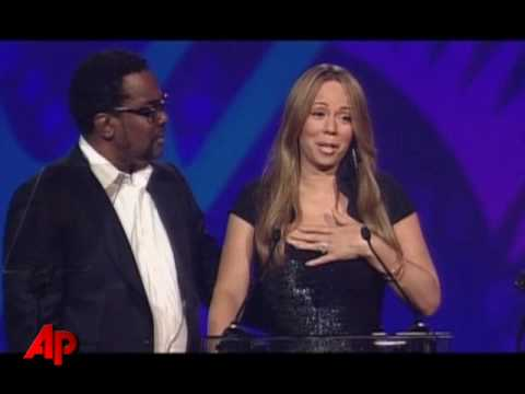 Mariah's Bizarre Acceptance Speech
