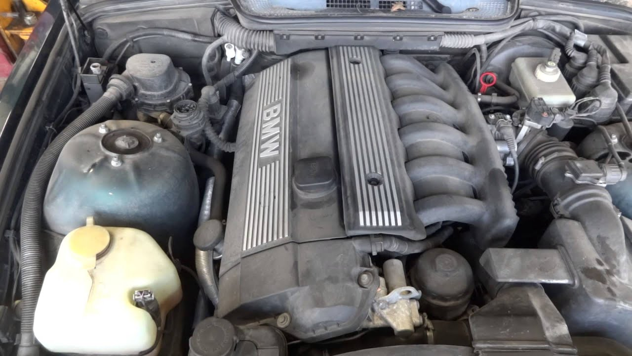1996 BMW 328I engine with 70K miles  YouTube