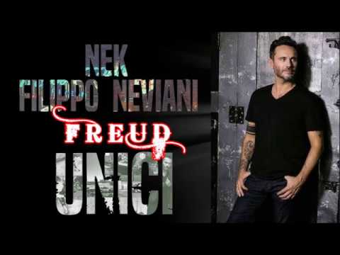 Nek feat J-Ax --  Freud -- UNICI 2016 (TESTO)
