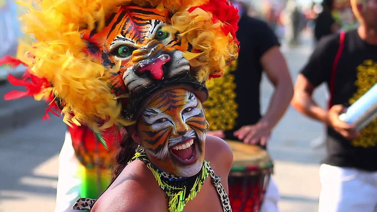 Carnaval De Barranquilla Patrimonio De La Humanidad Youtube