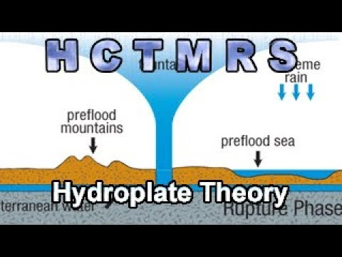 How Creationism Taught Me Real Science 61 Hydroplate Theory