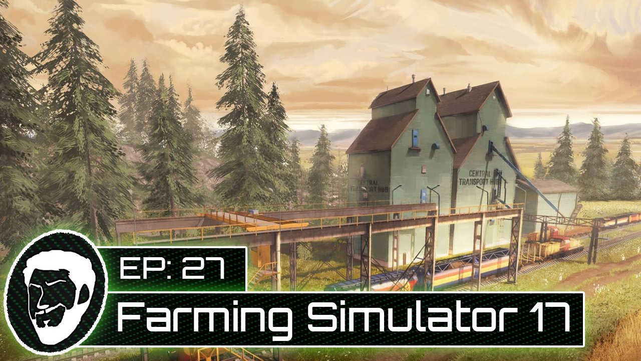 Farming Simulator 17 US Valley Episode 27 YouTube