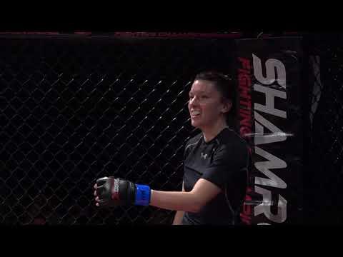 Shamrock 318 Fight 6 Simoncelli Vs Robbinson