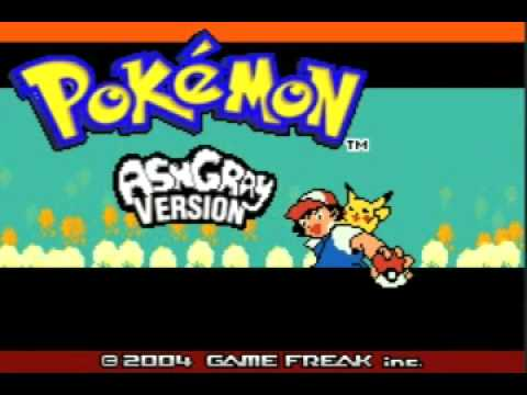 Pokemon ash gray latest version