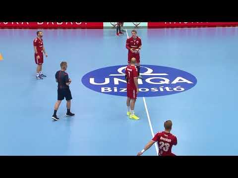 Dabas VSE KC - Telekom Veszprém NB I. kézilabda mérkőzés