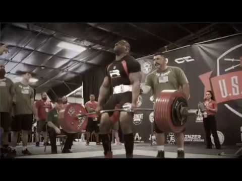 US Open Powerlifting 2017