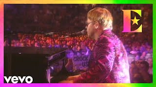 Elton John Crocodile Rock Live At Madison Square Garden.mp3