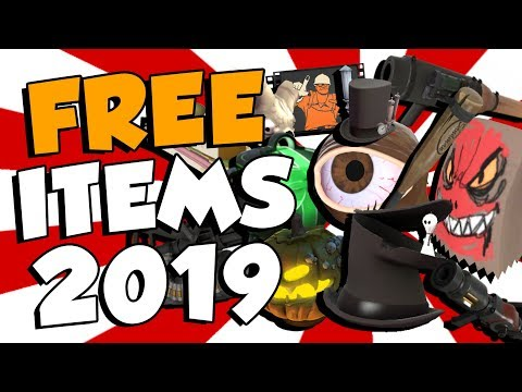HOW TO GET FREE ITEMS IN TF2 FAST AND EASY 2019 | Team Fortress 2