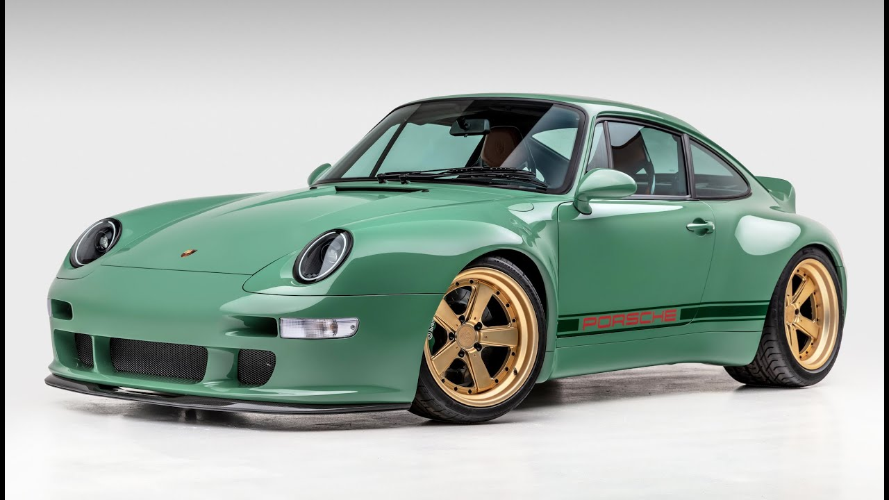 The Guntherwerks 993 is a $500,000, 25-year Old 911 That's Faster Than a New GT3
