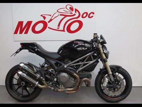 ducati monster 1100 evo 2012 occasion achat vente reprise rachat moto d 39 occasion motodoc. Black Bedroom Furniture Sets. Home Design Ideas