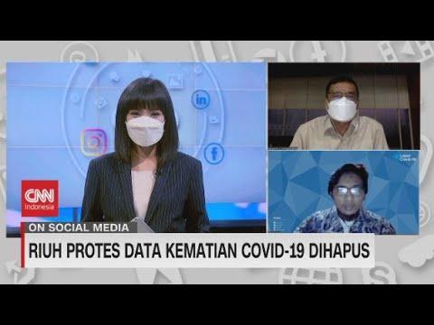 Riuh Protes Data Kematian Covid 19 Dihapus
