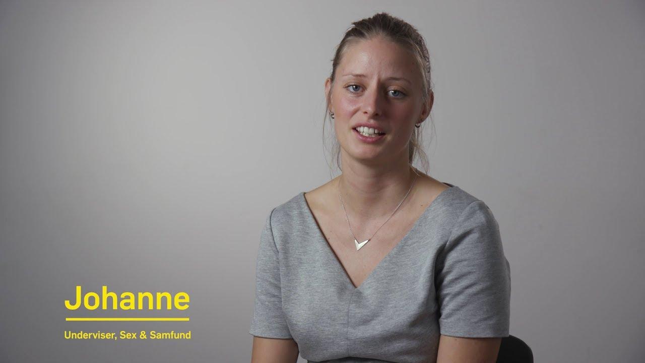 Sex & Samfunds seksualundervisning på produktionsskoler