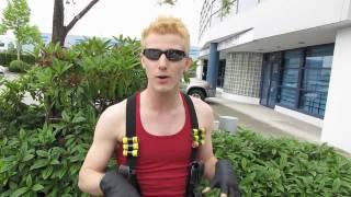 GIVEAWAY! Duke Nukem Forever GTX 580 Matrix 3D Monitor 3D Vision Glasses Linus Tech Tips