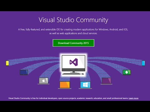 Create a Simple C# Application in Visual Studio 2015 from YouTube · High Definition · Duration:  7 minutes 20 seconds  · 2,000+ views · uploaded on 11/12/2016 · uploaded by ProgrammingKnowledge2