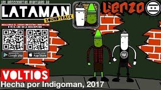 #LATAMAN - Soundtrack - 06 - Voltios (#NEGAS)