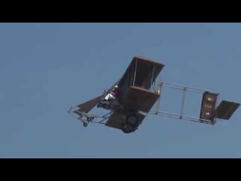 Wright Military Flyer - Oshkosh 2015 - Thursday