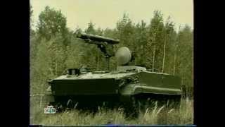 Противотанковый ракетный комплекс «Хризантема».