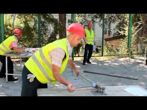 EXAMS OF MOLDAVIAN CONSTRUCTION WORKERS, APPLYNG FOR TEMPORARY EMPLOYMENT IN ISRAEL
