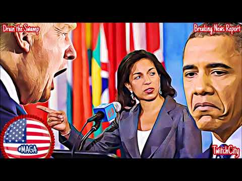 Grassley Uncovers Bizarre Susan Rice Email to HERSELF on Secret Meeting with Comey, Yates and OBAMA