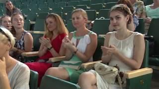 Вручение дипломов в г.Ялта - 07 июля 2017 г.